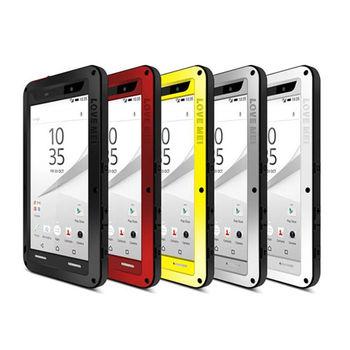 【Dido shop】SONY Z5 Compact 手機殼 金屬手機殼 防撞 防摔 防塵 (YC158) 【5個工作天內到貨】
