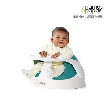 【Mamas  Papas】二合一育成椅 - 水鴨綠