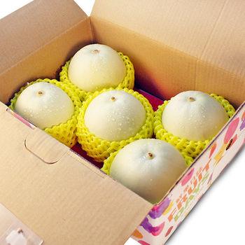 【鮮果日誌】嘉義特級美濃瓜(3.5斤禮盒裝)
