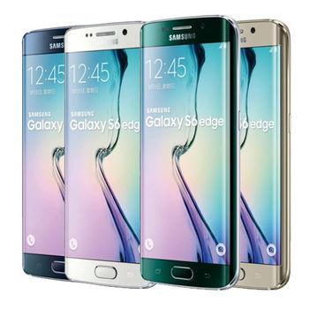 【福利品】Samsung Galaxy S6 edge 64G 5.1吋雙曲面智慧旗艦機 -送薄型透明背蓋