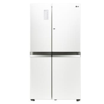 ★結帳再折扣+加碼贈好禮★【LG樂金】825L 門中門魔術空間對開冰箱GR-DB78W