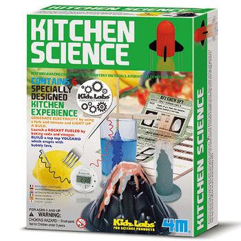 4M  趣味廚房科學
