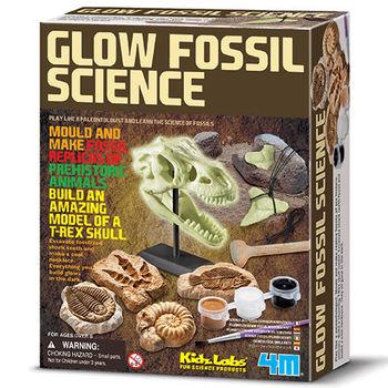4M 恐龍化石科學
