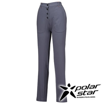 PolarStar 排汗快乾長褲 女『暗灰』 P16304  排汗快乾 西裝褲 休閒褲