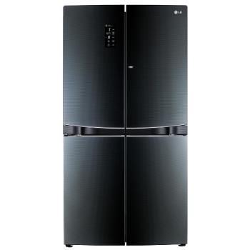 ★加碼贈好禮★【LG樂金】870L 門中門魔術空間多門冰箱GR-DBF80G