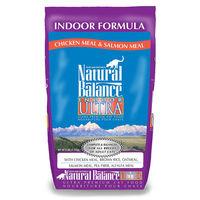 ~Natural Balance~特級室內貓配方 ^#45 全貓 6磅 X 1包