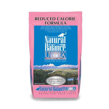 【Natural Balance】特級低卡配方-成貓 6磅 X 1包
