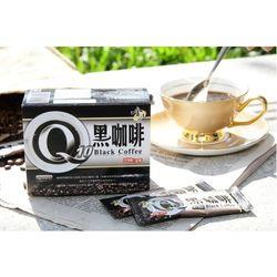 ∴啡茶不可∵正捷Q10黑咖啡x5盒(5gx15包/盒,共75包)