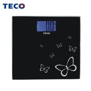 【東元】藍光時尚體重計 XYFWT486