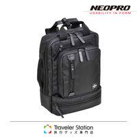 ~Traveler Station~NEOPRO 機能包超輕商務款電腦後背包 #45 黑色