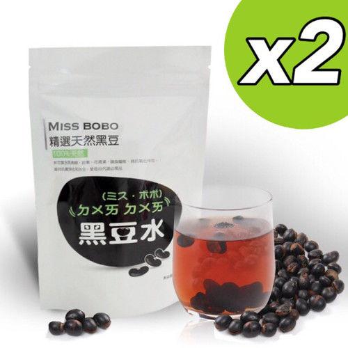 ◤日韓人氣聖品◢ 纖烘培非基因改造青仁黑豆水*2包(11g*10小袋/包)