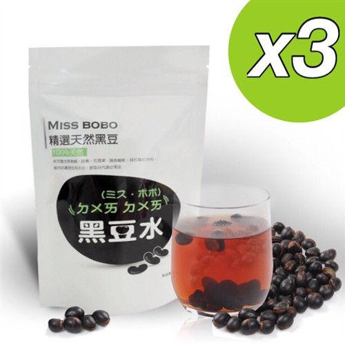 ◤日韓人氣聖品◢ 纖烘培非基因改造青仁黑豆水*3包 (11g*10小袋/包)