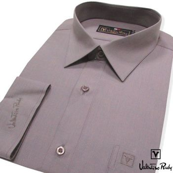 Valentino Rudy范倫鐵諾.路迪 長袖襯衫-格紋 (零碼出清 17.5吋/42)