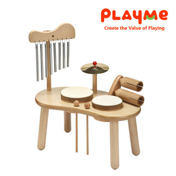 【PlayMe】夢幻鼓手~培養音樂節奏感