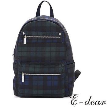 E-dear 輕休閒邁克森城市系列-經典後背包  共五色