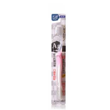 韓國MASHIMAROU銀離子二重牙刷(超細毛)*12