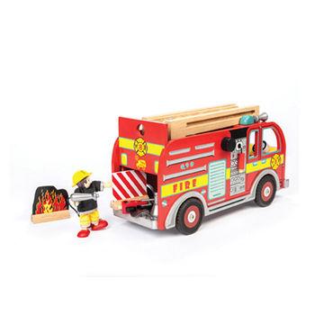 【英國LE TOY VAN】萬能消防車