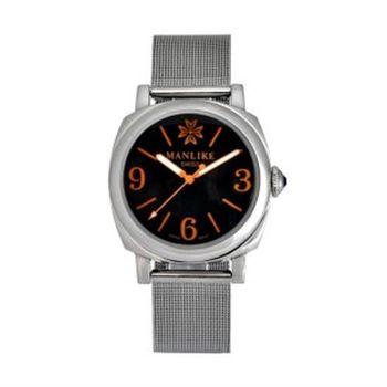 【MANLIKE曼莉萊克】佛羅倫斯風尚腕錶S