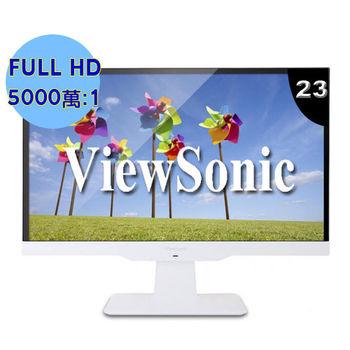 ViewSonic 優派 VX2363SMHL-W 23吋 LCD 電腦螢幕