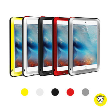Dido shop iPad pro 9.7吋 平板三防保護殼 防撞 防塵 防摔 (YC162)