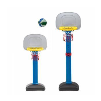 【孩子國】標準型二節式高度可調型籃球架-台灣生產