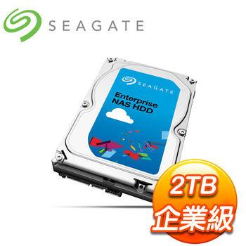 Seagate 希捷 2TB 3.5吋 7200轉 128M快取 SATA3 企業級NAS硬碟 (ST2000VN0001)