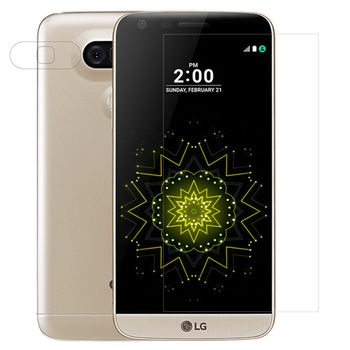 【NILLKIN】LG G5 H860 超清防指紋保護貼 - 套裝版