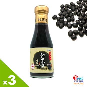 【天明製藥】青仁黑豆醇露(150ml/瓶)x3瓶組