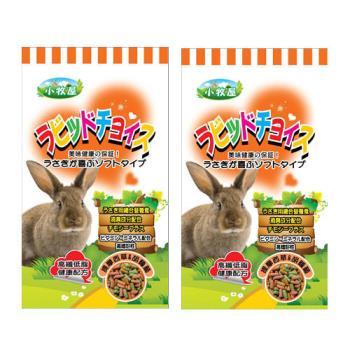 【小牧屋】提摩西草-胡蘿蔔口味 兔飼料 3公斤 X 2包