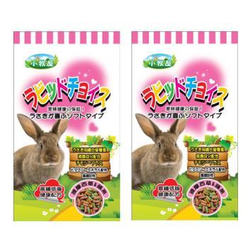 【小牧屋】提摩西草-蘋果口味 兔飼料 3公斤 X 2包
