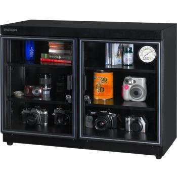 【寶藏閣】GH-160W全自動電子防潮箱 (約148L)