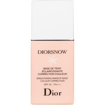 Dior 迪奧 雪晶靈潤色隔離妝前乳SPF35/PA+++(30ml)(無盒版)