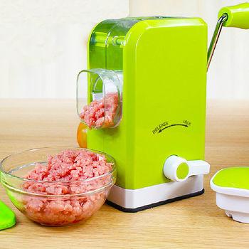PUSH!廚房用品六刃鋒絞肉機 餡料處理機