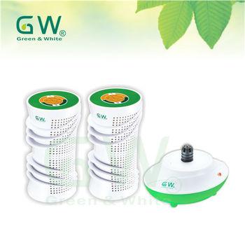 【GW水玻璃】分離式除濕機3件組ADE-335CA-001