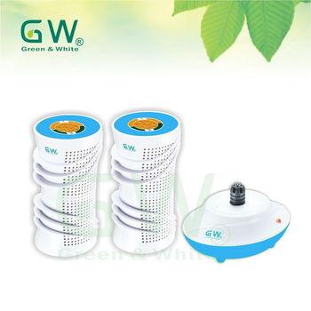 【GW水玻璃】分離式除濕機3件組
