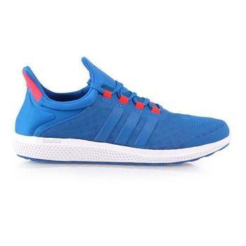 【ADIDAS】CC SONIC M 男慢跑鞋- 路跑 愛迪達 寶藍橘