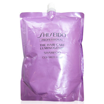 SHISEIDO 資生堂資生堂 靚光護色洗髮乳1800ml 補充包