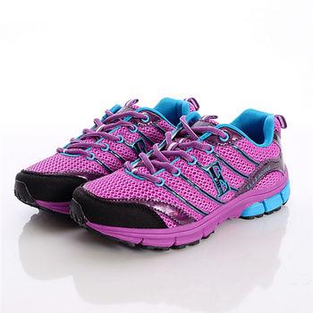 ELLE Active-輕量透氣款-143005女款-紫
