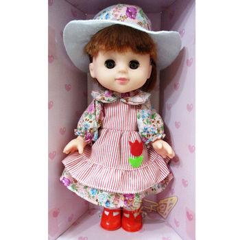 【孩子國】綺妮鄉村少女娃娃 (ST安全玩具)