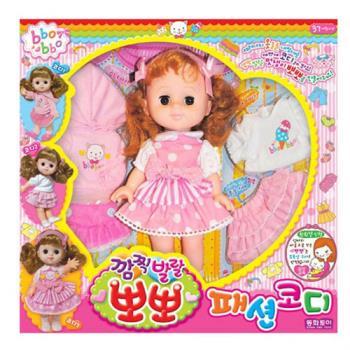【孩子國】綺妮換裝娃娃 (ST安全玩具認證)