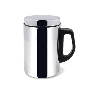 料理東西軍 不繡鋼雙層保溫杯