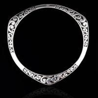 ~米蘭 ~925純銀手環手鍊 簡約 73ap12