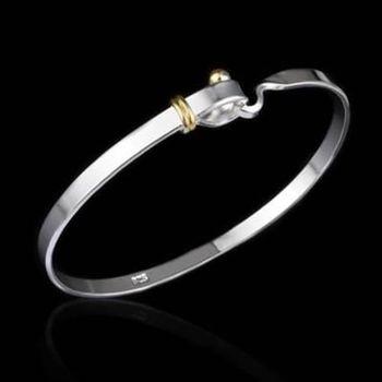 【米蘭精品】925純銀手環手鍊獨特復古正韓流行73ap40