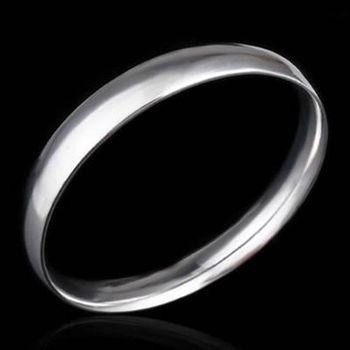 【米蘭精品】925純銀手環手鍊獨特氣質個性簡約73ap53