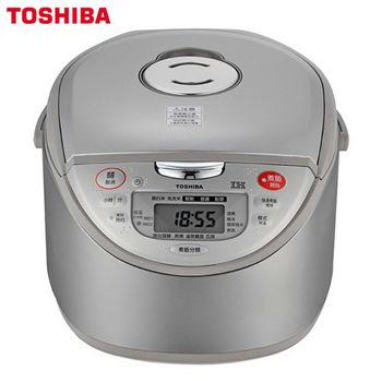 TOSHIBA 東芝IH6人份鋼熱厚釜電子鍋 RC-10RHGN