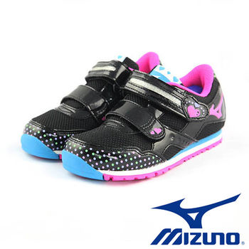 【Mizuno 美津濃】童鞋 BEADS KIRARA 2-K1GD153509 (小童段)