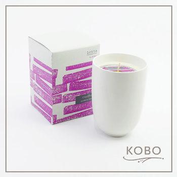 【KOBO】美國大豆精油蠟燭 - 浪漫莓園(330g/可燃燒70hr)