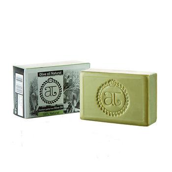 自然之丘-AT橄欖油滋潤細滑香皂(2入/組,香味任選)