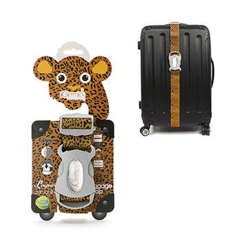 【iGimmick】動物行李綁帶-獵豹