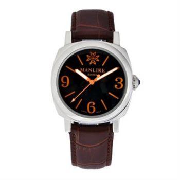 【MANLIKE曼莉萊克】佛羅倫斯風尚腕錶(石英錶)